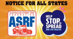 ASRF ALL STATES – MEETINGS AND EVENTS TO CEASE IMMEDIATELY