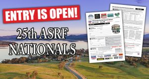 ASRF NATIONALS ENTRY IS OPEN!