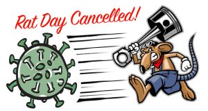RAT DAY 2020 CANCELLED!