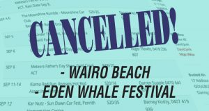 TWO MORE NSW EVENTS CANCELLED