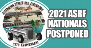 2021 ASRF NATIONALS POSTPONED