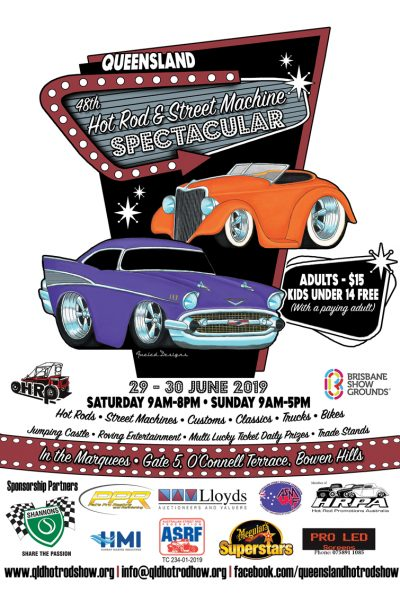 Queensland Hot Rod Show