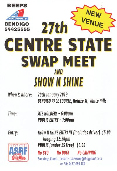 Centre State Rod Run SRN95 copy