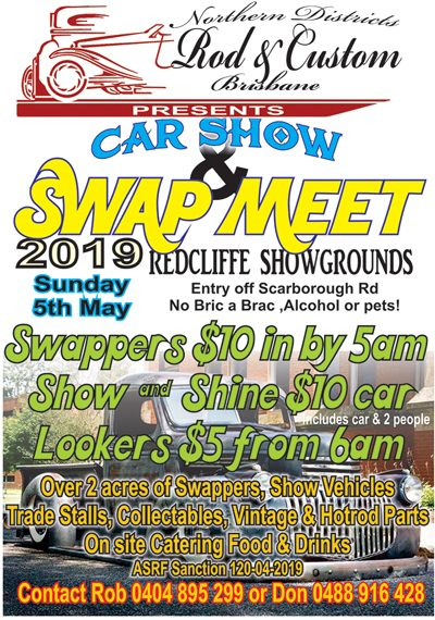 ndr flyer classic not plastic AND SWAP 2019